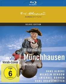 Münchhausen (Blu-ray), 2 Blu-ray Discs