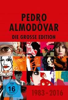 Pedro Almodóvar - Die grosse Edition, 17 DVDs