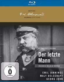 Der letzte Mann (1924) (Blu-ray), Blu-ray Disc