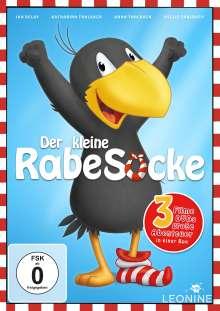 Der kleine Rabe Socke 1-3, 3 DVDs