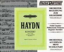 Haydn:Cellokonzert H.7b Nr.1, CD
