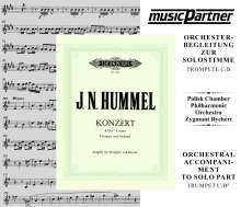 Hummel:Trompetenkonzert in E, CD