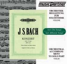 Bach:Violinkonzert BWV 1042, CD