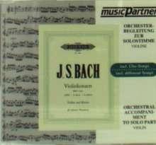 Bach:Violinkonzert BWV 1041, CD