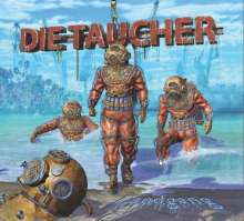 Die Taucher: Landgang (Limited Edition) (Blue Vinyl), LP