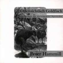 Peter Hammill: Offensichtlich Goldfisch, CD