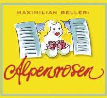 Maximilian Geller: Alpenrosen, CD