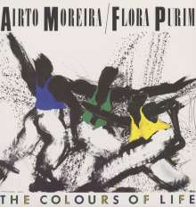Airto Moreira (geb. 1941): The Colours Of Life (180g) (Limited Edition), LP