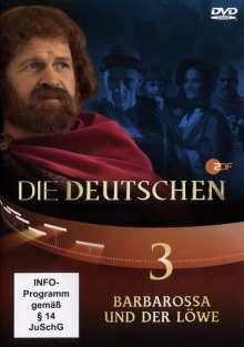 Die Deutschen Teil 3: Barbarossa und der Löwe, DVD