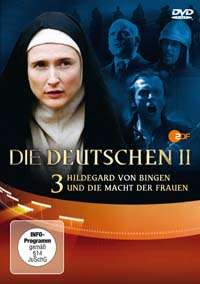 Die Deutschen II Teil 3: Hildegard von Bingen ..., DVD