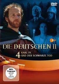 Die Deutschen II Teil 4: Karl der IV. und der Schwarze Tod, DVD