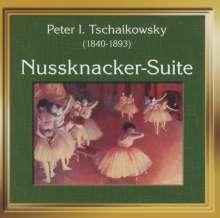 Peter Iljitsch Tschaikowsky (1840-1893): Der Nußknacker-Suite op.71a, CD