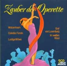 Zauber der Operette, 2 CDs