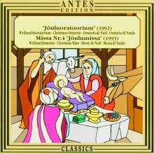 Urmas Sisask (geb. 1960): Weihnachtsoratorium, CD