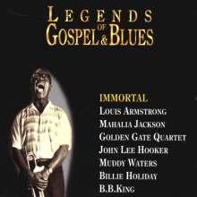 Legends Of Gospel & Blues, 2 CDs