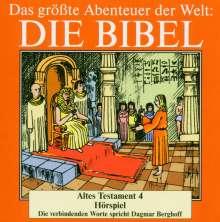 Das größte Abenteuer der Welt: Die Bibel / Altes Testament 4, CD