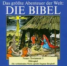 Das größte Abenteuer der Welt: Die Bibel / Neues Testament 1, CD