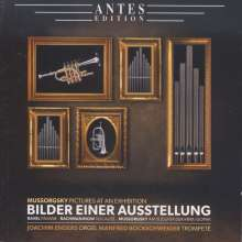 Modest Mussorgsky (1839-1881): Bilder einer Ausstellung (Fassung für Trompete & Orgel, CD
