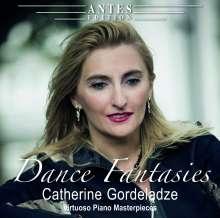 Catherine Gordeladze - Dance Fantasies, CD
