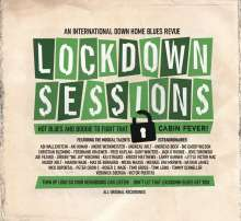 Lockdown Sessions: An International Down Home Blues Revue, 2 CDs