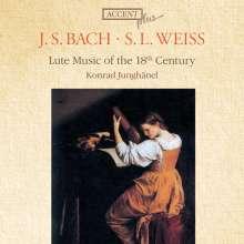 Silvius Leopold Weiss (1687-1750): Lautenwerke, CD