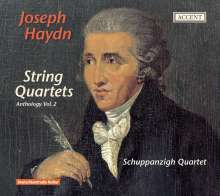 Joseph Haydn (1732-1809): Streichquartette Vol.2, CD