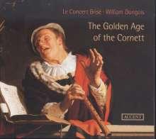 The Golden Age of the Cornett, 2 CDs