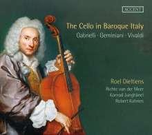 Roel Dieltiens - The Cello in Baroque Italy, 2 CDs