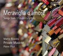 Meraviglia d'amore - Songs from 17th Century Italy, CD