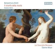 """Bonaventura Aliotti (1640-1690): Oratorium """"Il trionfo della morte"""", 2 CDs"""