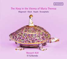 Margret Köll - The Harp in the Vienna of Maria Theresa, CD