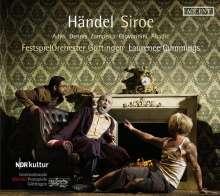 Georg Friedrich Händel (1685-1759): Siroe, Re di Persia (Oper in 3 Akten), 3 CDs