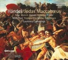 Georg Friedrich Händel (1685-1759): Judas Maccabeus HWV 63 (Revidierte Version 1747), 2 CDs