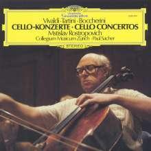 Mstislav Rostropovich - Cellokonzerte (180g), LP