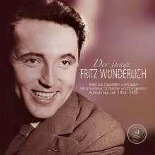 Der junge Fritz Wunderlich, LP
