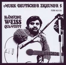 Häns'che Weiß (1951-2015): Musik Deutscher Zigeuner 5, CD