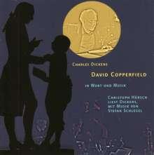 Stephan Christoph Hürsch/Schlegel: Charles Dickens: David Copperfield, 2 CDs