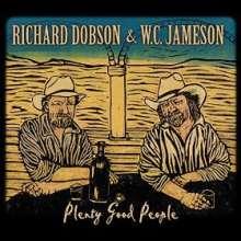 Richard Dobson & W. C. Jameson: Plenty Good People, CD