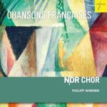 NDR Chor - Chansons Francaises, CD