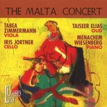 The Malta Concert, CD