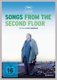 Songs From The Second Floor (OmU), DVD