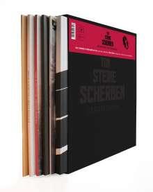 Ton Steine Scherben: Gesamtwerk - Die Studioalben (180g), 8 LPs und 1 Buch