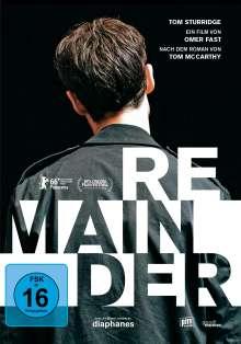 Remainder, DVD
