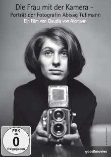 Die Frau mit der Kamera - Porträt der Fotografin Abisag Tüllmann, DVD