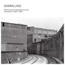 Sammlung - Elektronische Kassettenmusik, Düsseldorf 1982-1989, LP