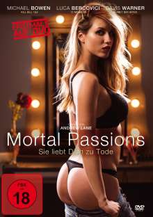 Mortal Passions, DVD