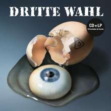 Dritte Wahl: Auge um Auge, 1 LP und 1 CD