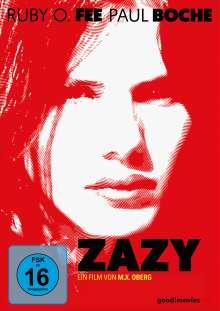 Zazy, DVD