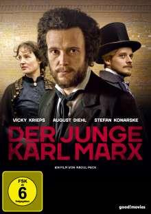 Der junge Karl Marx, DVD