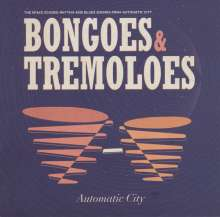 Automatic City: Bongoes & Tremoloes (Limited Edition), 1 LP und 1 CD